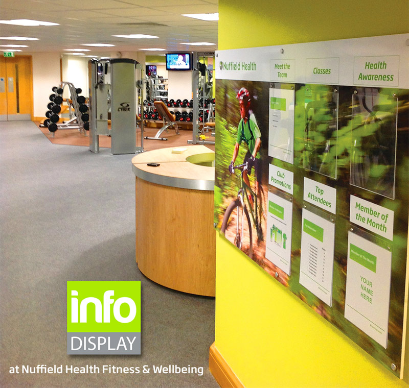 HBOS Trinity Photo Info Display