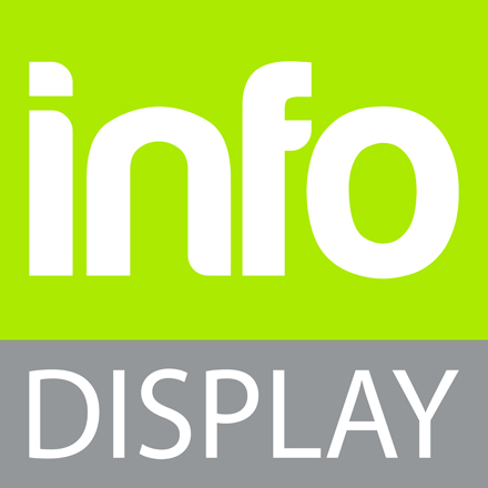 Info Display logo
